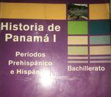Libro de historia de Panamá I Santillana