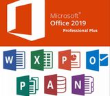 Venta de Office 2019 profesional plus