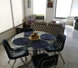 Se alquila lindo apartamento amoblado de 1 recámara en Avenida Balboa $800