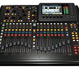 www.mymuziqs.com mezclador digital y analógico, instrumentos musicales