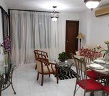 Se alquila lindo apartamento amoblado de 1 recámara en El Cangrejo $650