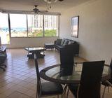 Se alquila apartamento amoblado de 2 recámaras+c/b/e en San Francisco $800