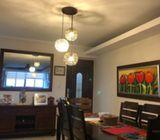 Se vende hermoso apartamento de 3 recámaras en El Dorado 104 mt $155,000