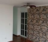 Se alquila lindo apartamento vacío de 2 recámaras en 12 de octubre $600