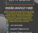 ¡Diseño gráfico y web a excelentes precios!