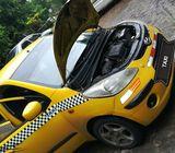 Vendo auto completo con cupo de Taxi 8T