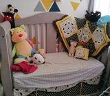 Cuna / cama para bebe