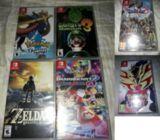 juegos de Nintendo Switch Nuevos