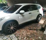 Vendo Honda CRV negociable