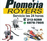 Plomeria royers pty