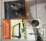 Libros de Escuela (9no - 12vo)