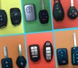 Programacion de llaves con chip transponder y controles remotos