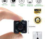 Anterior Mini cámara espía inalámbrica WiFi 720P HD con visión nocturna Mini cámara espía inalámbric