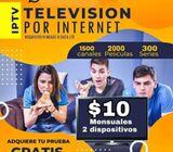 Servicio de Tv online 507