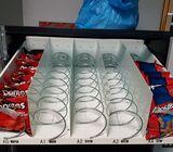 Máquina de snacks (vending machine)