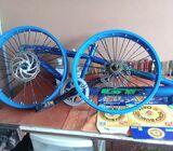 Piezas de Bicicletas