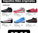 Taquillos profesionales Nike originales